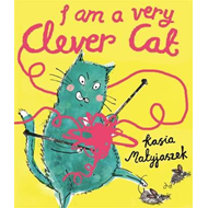 I Am A Very Clever Cat (BOK)