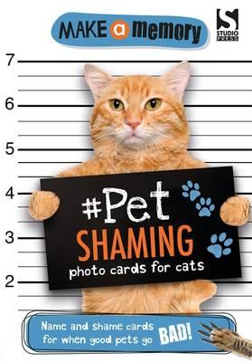 Make a Memory Pet Shaming Cat (BOK)