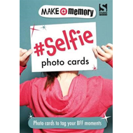 Make a Memory #Selfie Photo Cards (BOK)