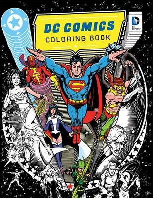 DC Comics Colouring Book (BOK)