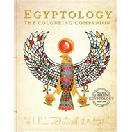 Egyptology: The Colouring Companion (BOK)