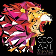 Geo Art Animals (BOK)
