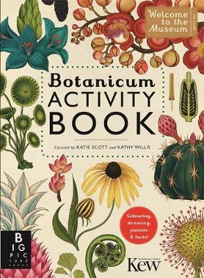 Botanicum Activity Book (BOK)