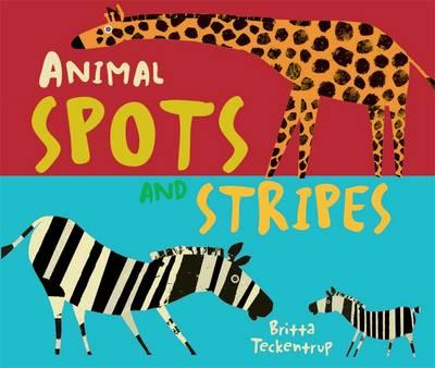 Animal Spots and Stripes (BOK)