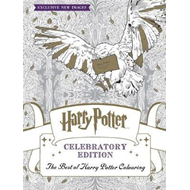 Produktbilde for Harry Potter Colouring Book Celebratory Edition (BOK)