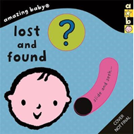 Amazing Baby: Lost and Found (BOK)