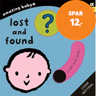 Produktbilde for Amazing Baby: Lost and Found (BOK)
