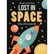 Foil Art Lost in Space (BOK)