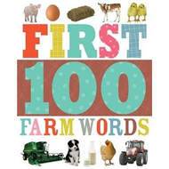 First 100 Farm Words (BOK)