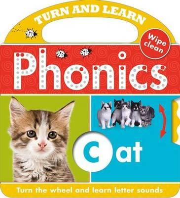 Turn and Learn Phonics (BOK)