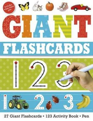 Giant Flashcards 123 (BOK)
