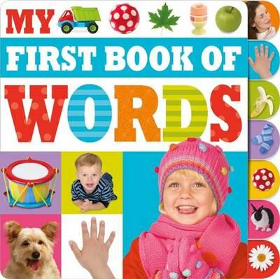 My First Book of Words (BOK)