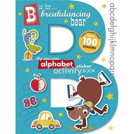 B is for Break Dancing Bear (BOK)