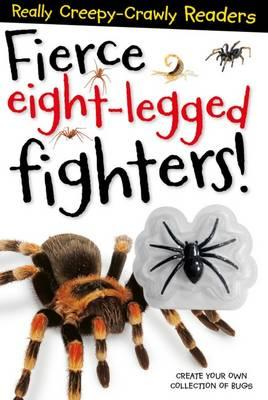 Fierce Eight-Legged Fighters (BOK)