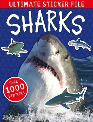 My Ultimate Shark Sticker File (BOK)