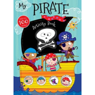 My Pirate Activity Book (BOK)