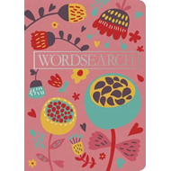 Floral Notebook Wordsearch (BOK)