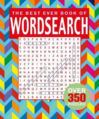 Best Ever Book of Wordsearch (BOK)