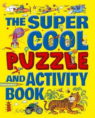Super Cool Puzzle and Activity Book (BOK)