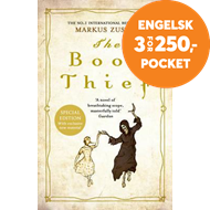 Produktbilde for The Book Thief - The life-affirming number one international bestseller (BOK)