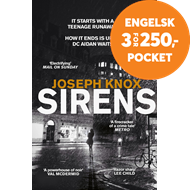Produktbilde for Sirens (BOK)