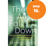 Produktbilde for They All Fall Down (BOK)
