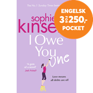 Produktbilde for I Owe You One - The Number One Sunday Times Bestseller (BOK)