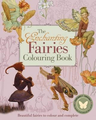 Enchanting Fairies Colouring Book (BOK)