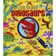 Lots to Spot Dinosaurs (BOK)