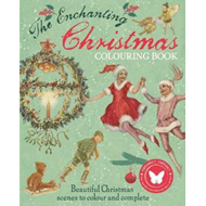 Enchanting Christmas Colouring Book (BOK)