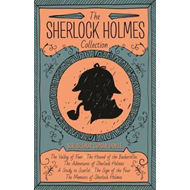 Produktbilde for The Sherlock Holmes Collection (BOK)