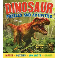 Dinosaur Puzzles and Activities (BOK)