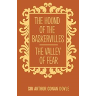 Produktbilde for Hound of the Baskervilles & the Valley of Fear (BOK)