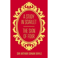 Produktbilde for Study in Scarlet & the Sign of the Four (BOK)
