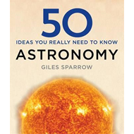 Produktbilde for 50 Astronomy Ideas You Really Need to Know (BOK)