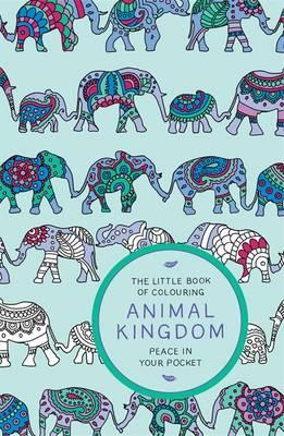 Little Book of Colouring: Animal Kingdom (BOK)