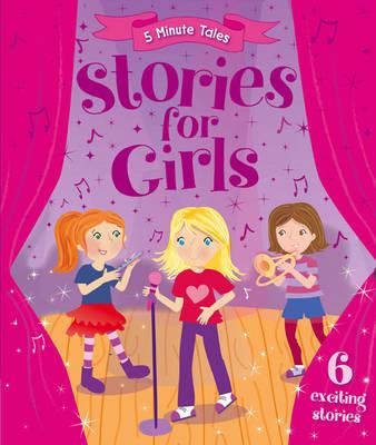5 Minute Tales: Stories for Girls (BOK)
