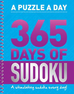 365 Days Of Sudoku 4th (BOK)