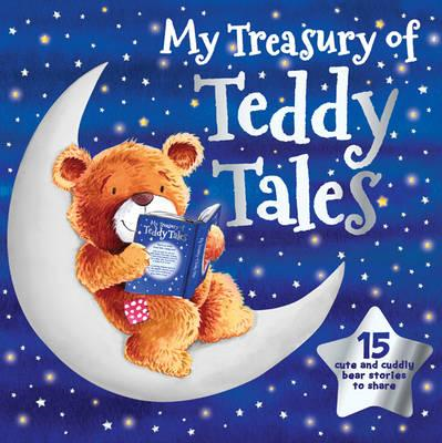 My Treasury of Teddy Tales (BOK)