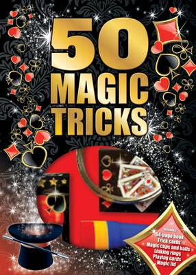 50 Greatest Magic Tricks (BOK)