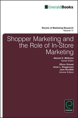 Shopper Marketing and the Role of In-Store Marketing (BOK)