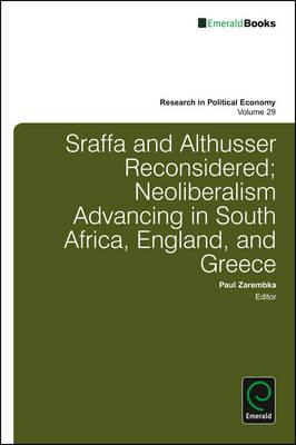Sraffa and Althusser Reconsidered (BOK)