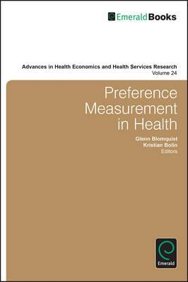 Preference Measurement in Health (BOK)