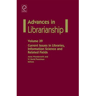 Current Issues in Libraries, Information Science and Related (BOK)