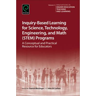 Inquiry-Based Learning for Science, Technology, Engineering, (BOK)