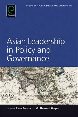 Asian Leadership in Policy and Governance (BOK)