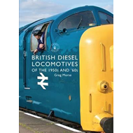 British Diesel Locomotives of the 1950s and `60s (BOK)
