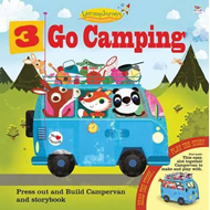 Three Go Camping (BOK)