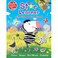 Be a Star Learner with Little Zebra and Friends (BOK)
