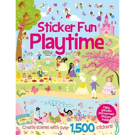 Sticker Fun Playtime (BOK)
